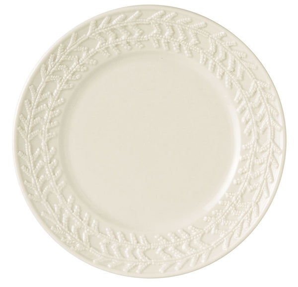 Belleek Galway Weave 'Tree of Life' Accent Plate