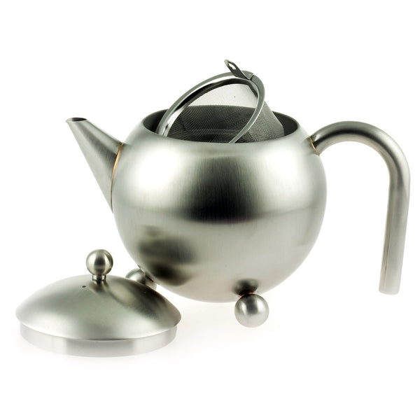 Henley Teapots in Stainless Steel
