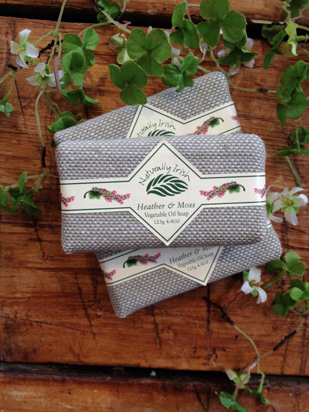 Heather & Moss Soap