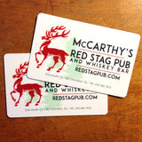 McCarthy's Red Stag Pub Gift Card