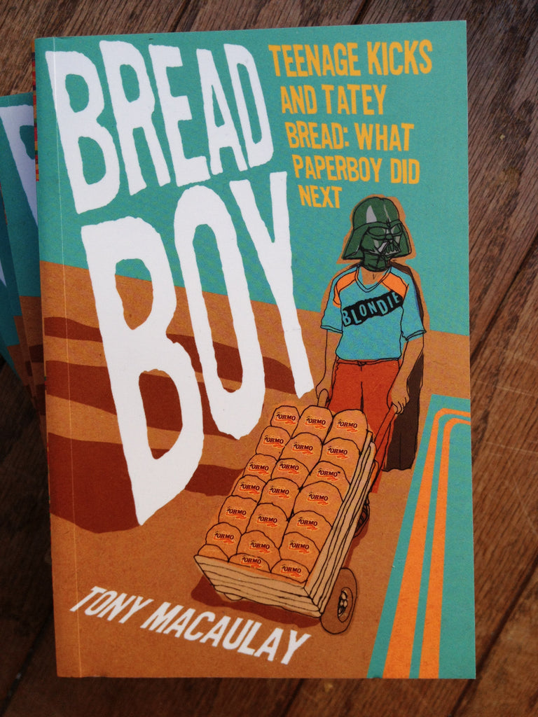 BOOK BREADBOY BY Tony Macaulay – Donegal Square
