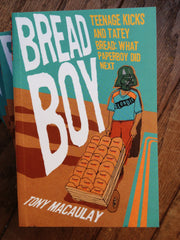 BOOK BREADBOY  BY Tony Macaulay
