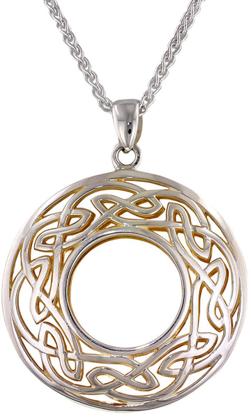 "Celtic ""Window to the Soul"" Pendant"