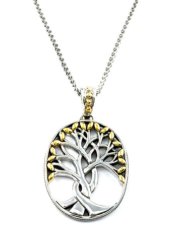 "Celtic ""Tree of Life"" Pendant"