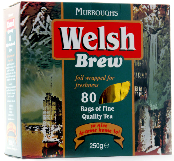 Welsh Brew 80 Count, (Pack of Two)