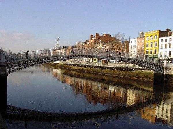 Ha'Penny Bridge Iconic Bead