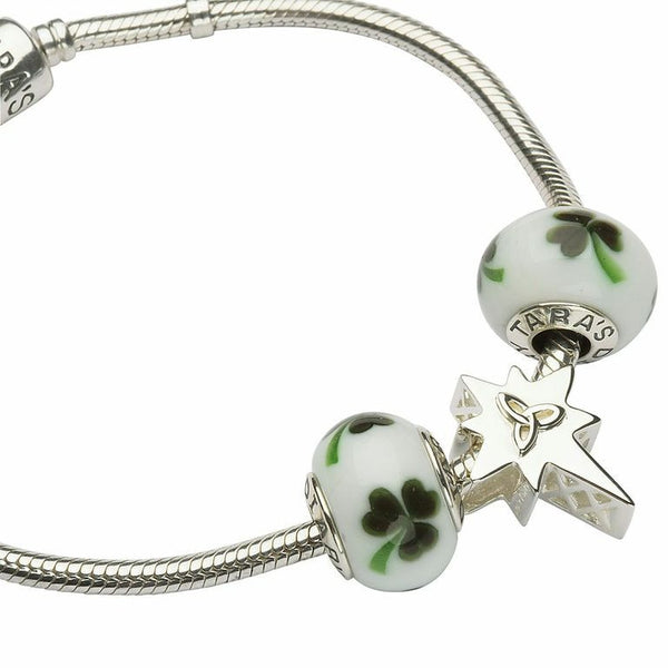 Bethlehem Celtic Star Bead