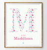 Girls Personalised Print - Name only