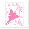 Flying Fairy Wall Decal