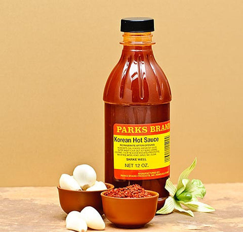 Parks Brand Korean Hot Sauce