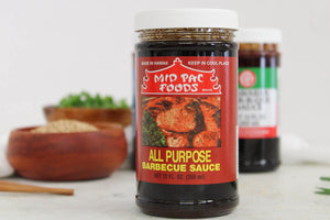 Mid Pac Foods - All Purpose BBQ Sauce