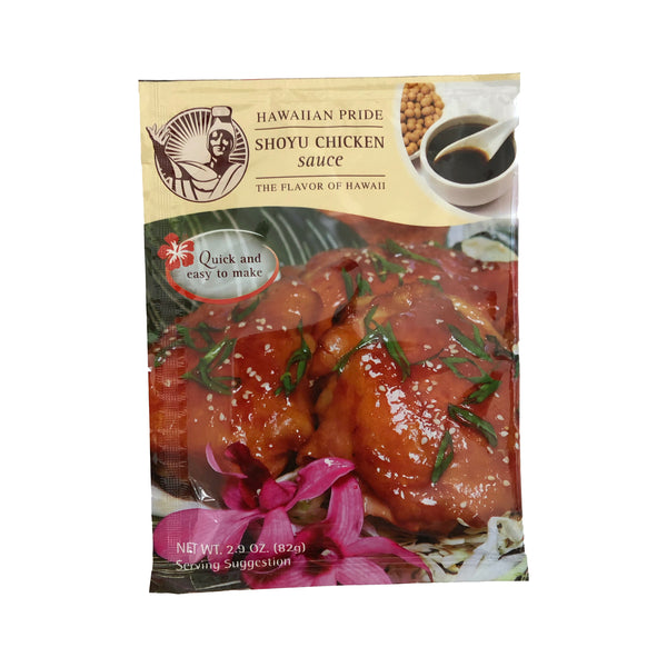 Hawaiian Pride Shoyu Chicken Sauce