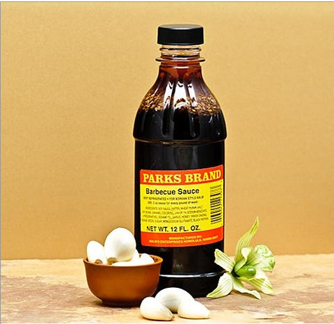 Parks Brand Barbecue Sauce