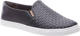 Anacapri Eco Tresse Womens Slip-On  - Black