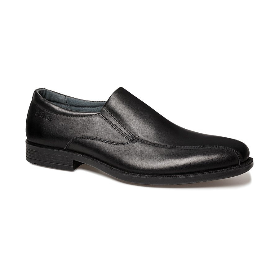 Columbia Slip On School Shoes F width -  Black