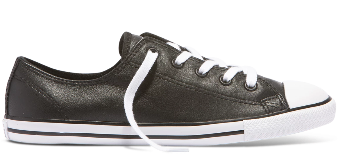 783a68f52863 Converse Chuck taylor Dainty Ox Leather black white.png v 1549584490