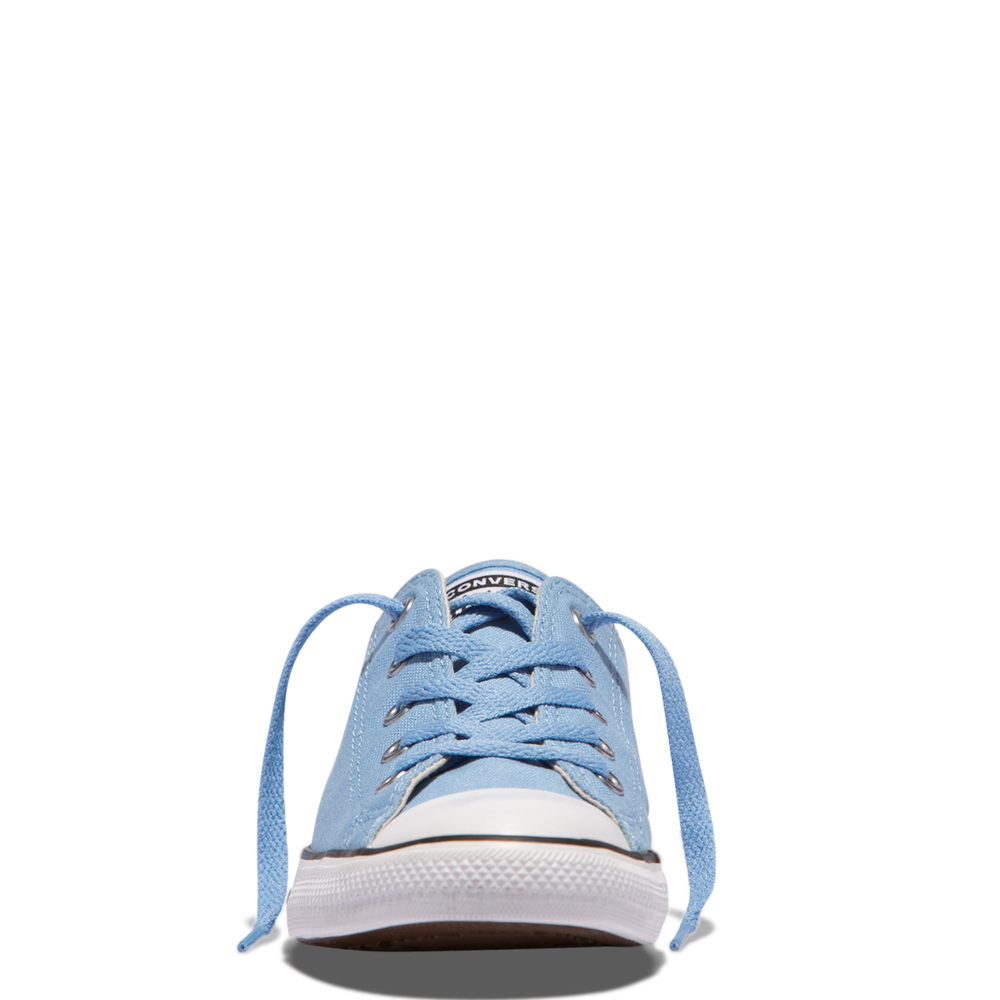 Converse Chuck Taylor All Star Dainty ox Canvas Stud - light Blue