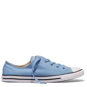 8eff3cf6f3dc6f Chuck Taylor All Star Dainty ox Canvas Stud - Blue – Eden Shoes