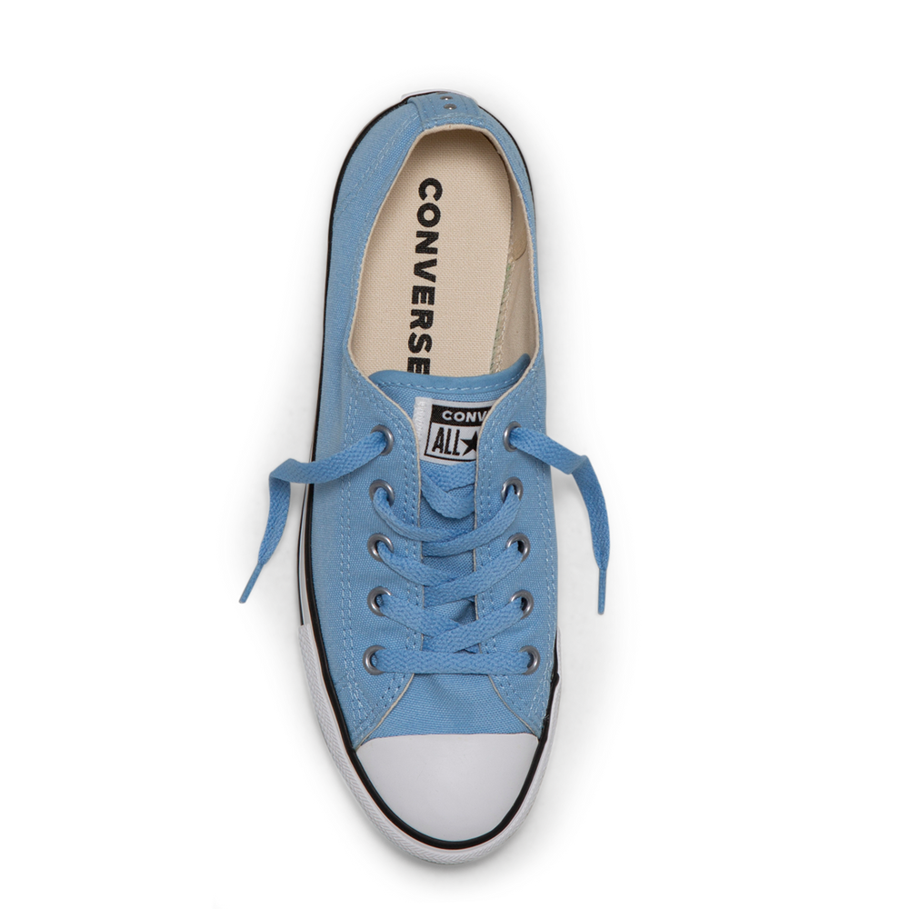 d0da7b795cb4 Chuck Taylor All Star Dainty ox Canvas Stud - Blue – Eden Shoes