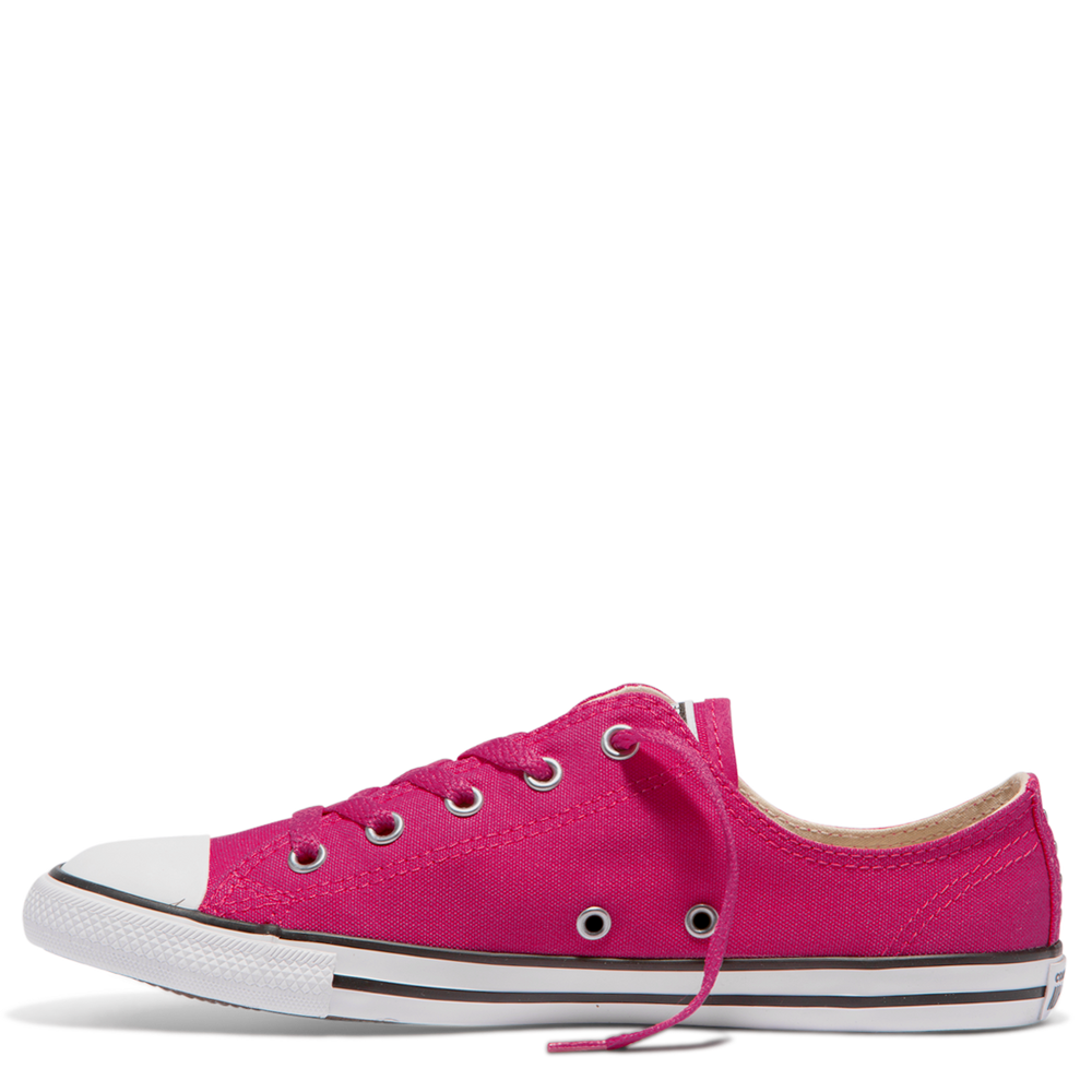 Converse Chuck Taylor All Star Dainty ox Canvas Stud -  Pink Pop