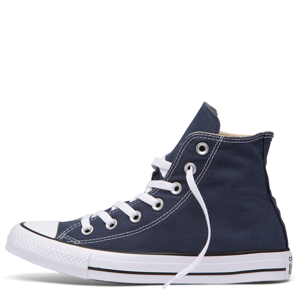 a4a833d9e038 Chuck Taylor All Star Core Hi - Navy – Eden Shoes