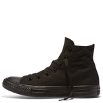 Chuck Taylor All Star Hi monochrome Canvas 3310 - Black/black