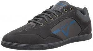 Diesel Happy hours S- Arrow legion Blue Mens Sneakers - Dark Grey