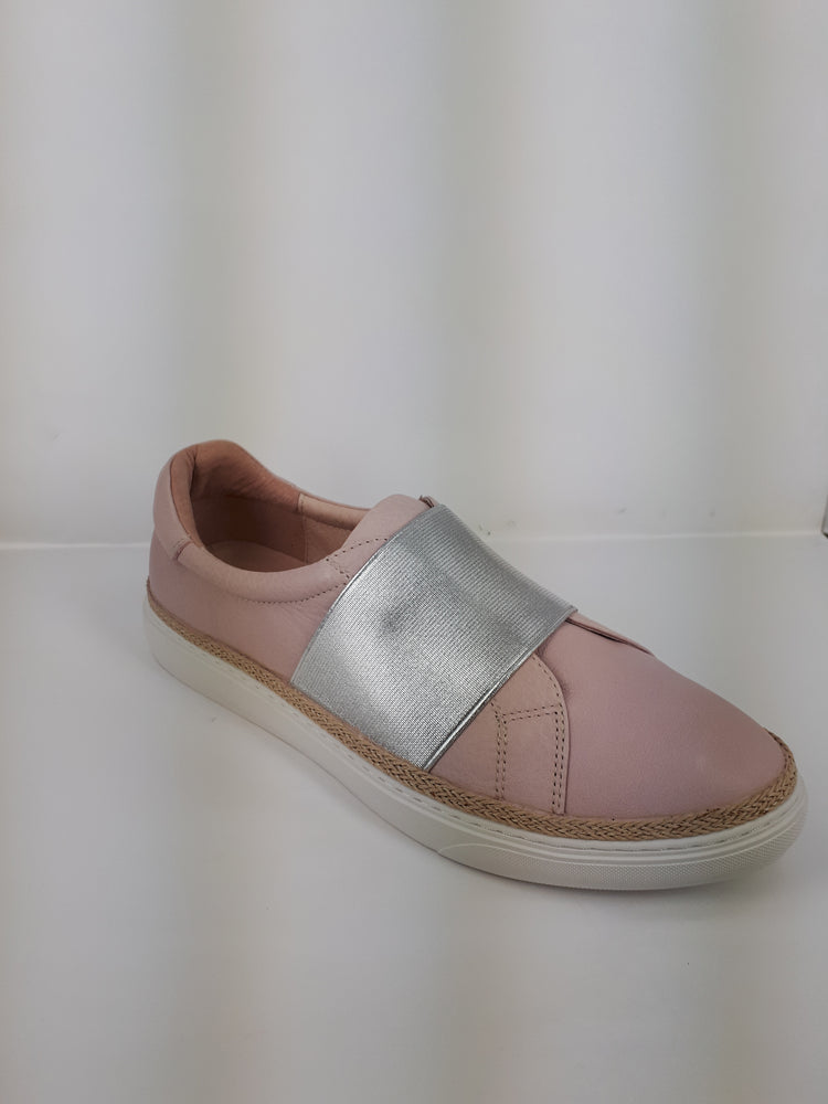 Nougat Blush womens casual shoes - pink
