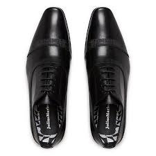 Borris Lace-Up - black