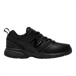 New Balance MX624AB4 4E CROSSTRAINING SHOES - black coated leather