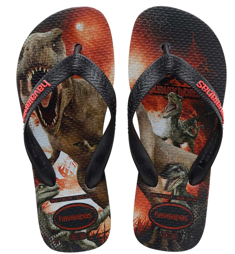 Kids Jurassic World - Black/Red