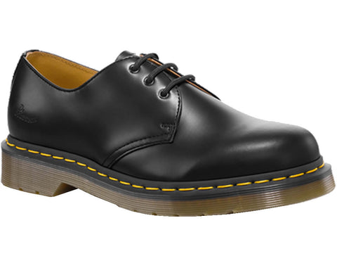 Dr Martens 1461 - Black Smooth Leather