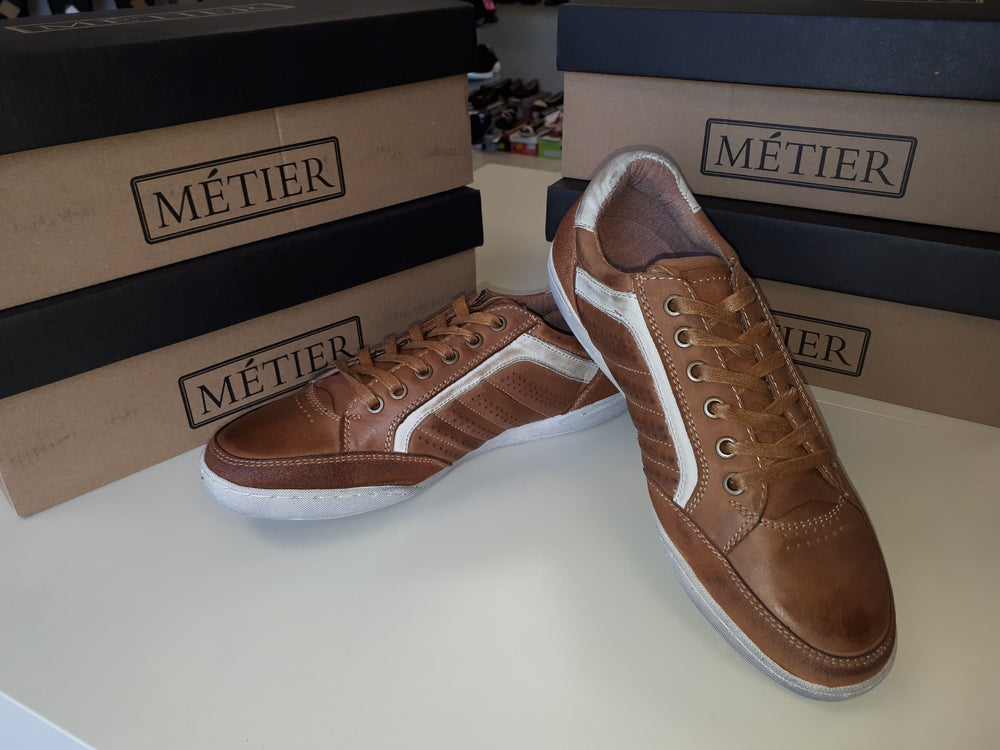 Metier Victor Mens Smart Casual - brown