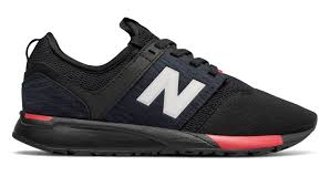 New Balance Kids Sports Sneakers KL247C1G - black