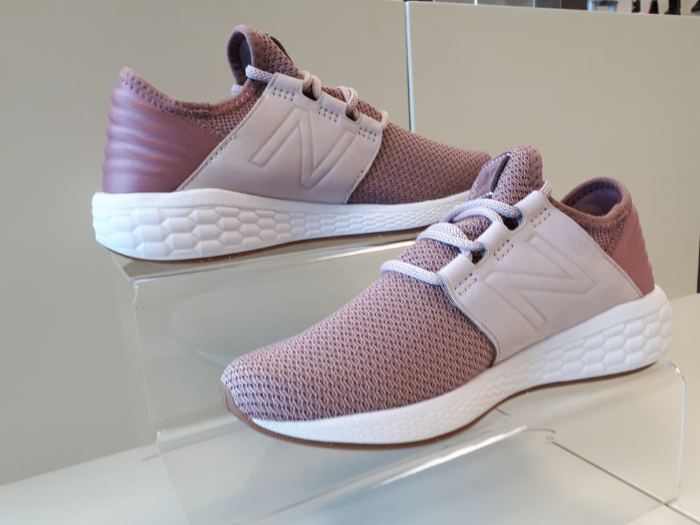 Fresh Foam Cruz v2 Nubuck Womens Trainers - pink