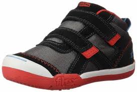 Toddlers Flex Play Mid Dash - Black