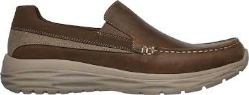 Harsen Ortego Desert  Leather Slip-On - brown