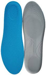 Mens Canvas Comfort Insoles
