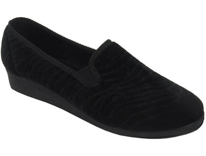 Slipper 'Tide' Womens - Black