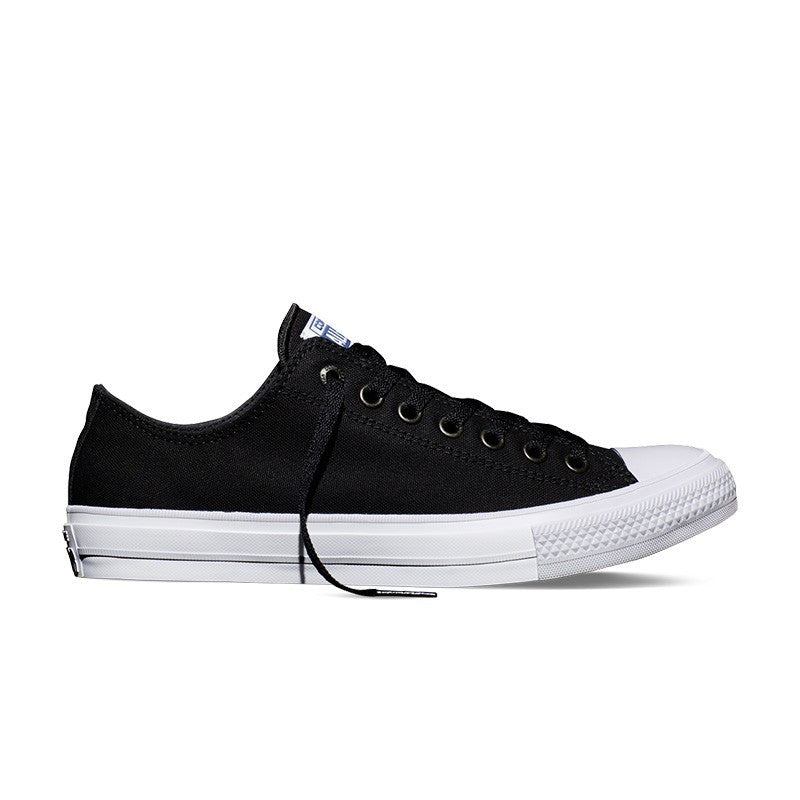 Converse Chuck Taylor II All Star Ox - black