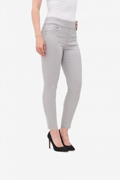 TRIBAL Grey Ankle Pants