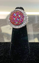 Load image into Gallery viewer, ROXY RING HOT PINK