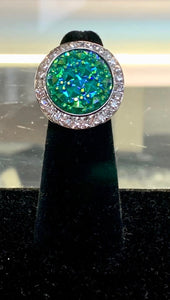ROXY RING TEAL