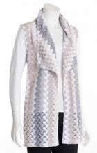 Load image into Gallery viewer, erin london Crochet Long Vest