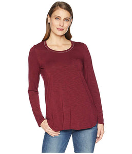 TRIBAL Zinfandel Long Sleeve Shirt