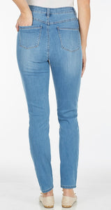 French Dressing Jeans - PETITE Suzanne Slim Leg