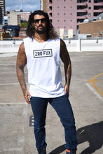 Load image into Gallery viewer, Men's Rustic Tank - White