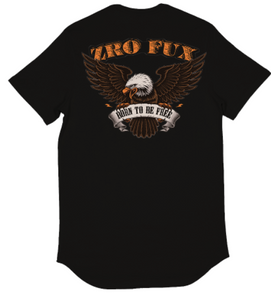 Men's Eagle Tee - Black