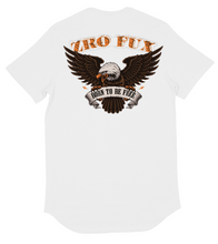 Load image into Gallery viewer, Men's Eagle Tee - White