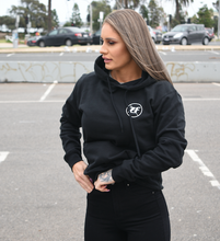 Load image into Gallery viewer, Basic 2.0 Hoodie - Black (Unisex)